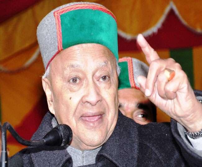 मेरे नेतृत्व में ही लड़ा जाएगा विधानसभा चुनाव:वीरभद्र