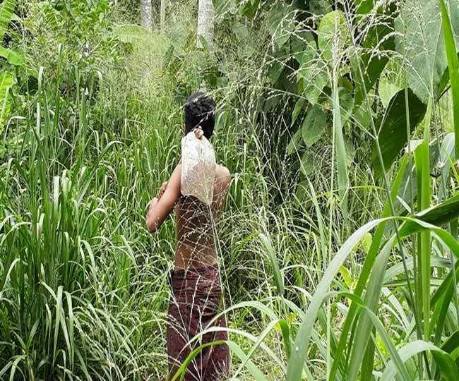 80 फीसद अंक फिर भी नहीं मिला एडमिशन, थामा फावड़ा बन गया किसान