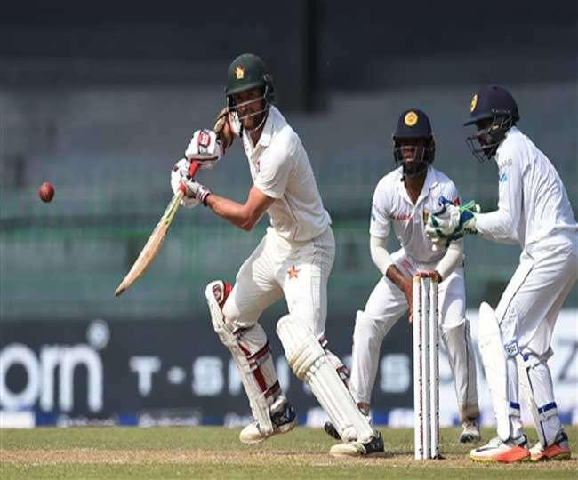 इस बार भारत नहीं श्रीलंका के खिलाफ जिम्बाब्वे के इन बल्लेबाजों ने किया ऐसा