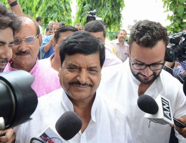 शिवपाल सिंह ने कहा- सपा के बहुत विधायकों ने दिया रामनाथ कोविंद को वोट