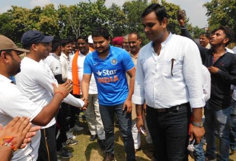 रॉयल, बीसीए, बिजलीपुर व गैंसड़ी की टीमें विजेता