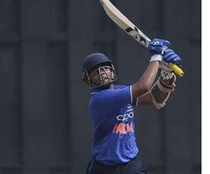 इस 17 वर्षीय बल्लेबाज ने न्यूजीलैंड के खिलाफ खेली शानदार पारी और सबकी बोलती कर दी बंद