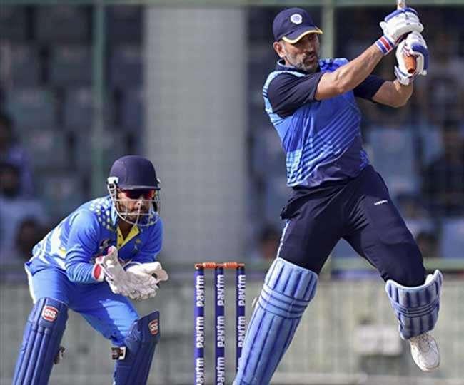 कप्तान धौनी ने खेली तूफानी पारी लेकिन फाइनल में नहीं पहुंची उनकी टीम