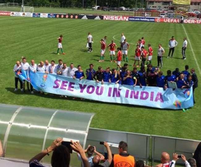 अंडर-17 विश्व कप के लिए फ्रांस की दमदार टीम ने भी किया क्वालीफाई