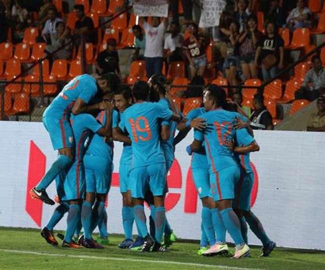 लेबनान के हटने के बाद नेपाल से मैत्री फुटबॉल मैच खेलेगा भारत
