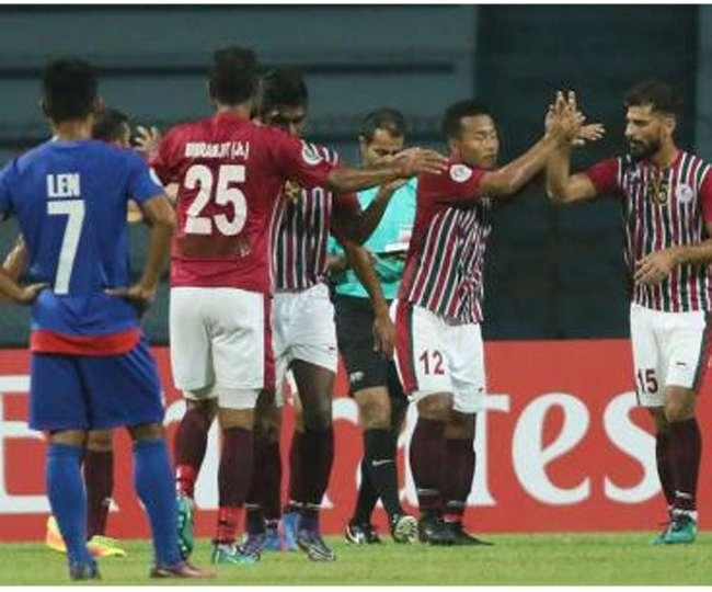 AFC कप में मोहन बागान ने बेंगलुरु एफसी को हराया
