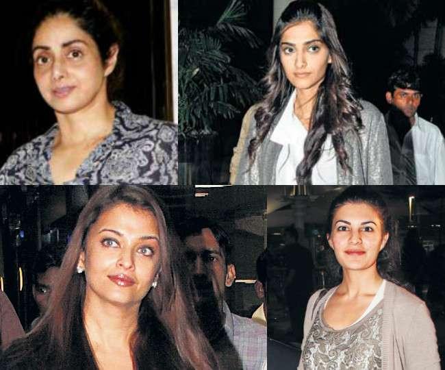 Devi ,Sonam Kapoor ,Aishwarya Bachchan ,Kareena Kapoor Khan,मेकअप,ऐसी नज़र,आती,बॉलीवुड,ख़ूबसूरत,अभिनेत्री