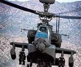 सेना को मिलेंगे 6 अपाचे अटैक हेलिकॉप्टर, 4 हजार करोड़ के खरीद प्रस्ताव को मंजूरी मिली