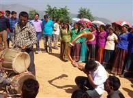 PICS: पौराणिक बिस्सू मेले में लोकनृत्यों की धूम
