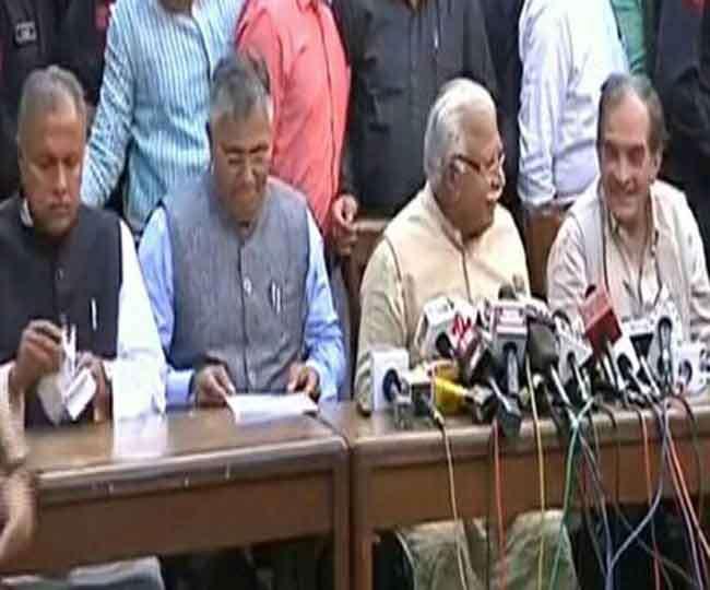 जाट नेताओं व सीएम की वार्ता में हुआ समझौता, दिल्ली कूच व संसद का घेराव नहीं
