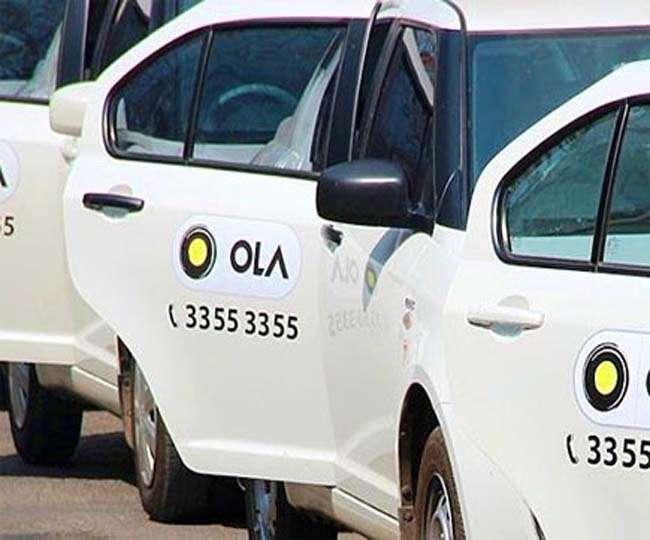 गाजियाबाद में बेकाबू OLA कैब ने तीन दर्जन को रौंदा, 2 की हालत गंभीर
