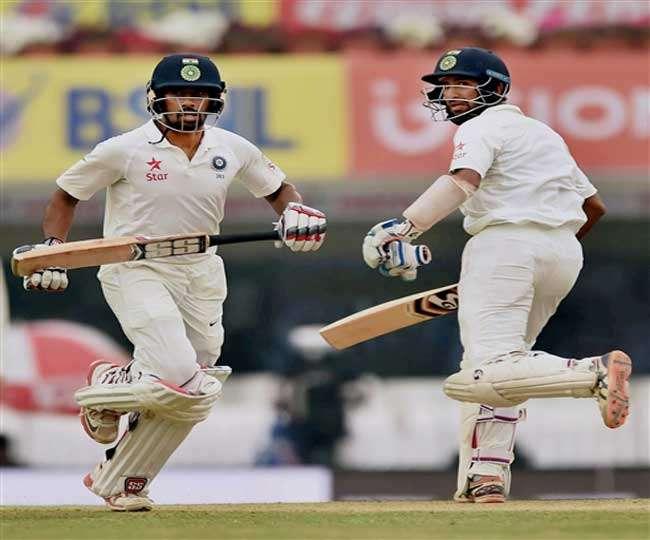 रांची टेस्ट की पहली पारी में चार-चार बल्लेबाजों और गेंदबाजों ने लगाए शतक