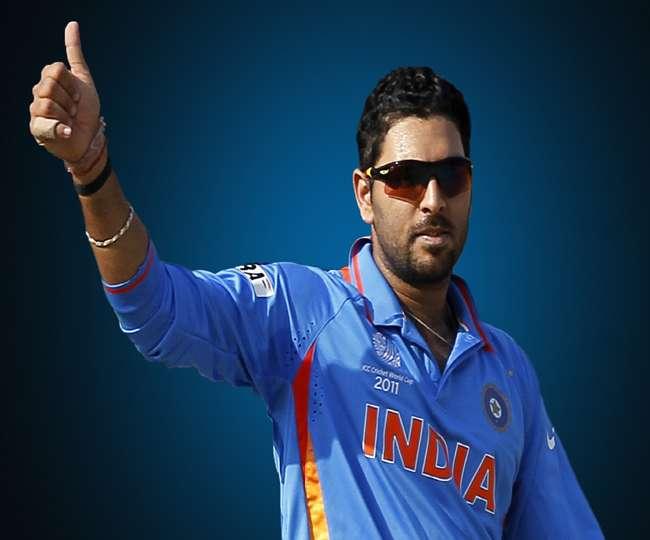 6 गेंदों में 6 छक्के लगाने वाले युवराज सिंह ने भरी हुंकार, बोल दी ये बड़ी बात