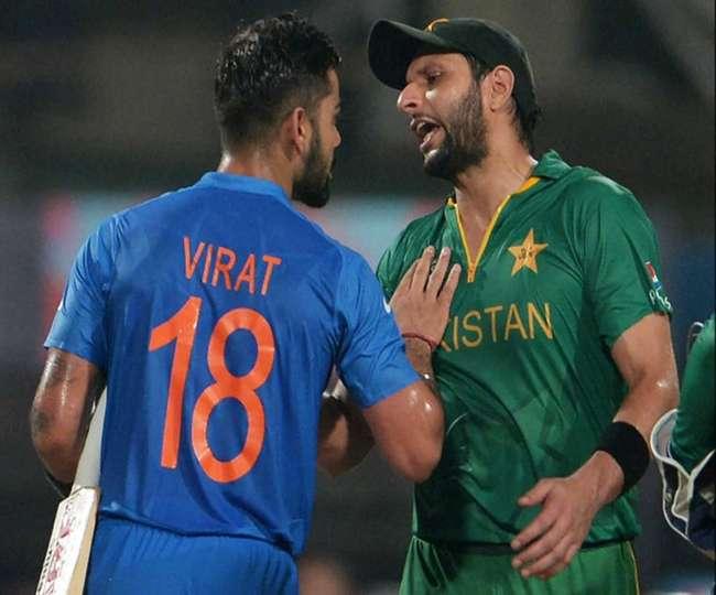 भारत-पाक मैच के लिए 'मौका-मौका' हुआ पुराना अब तो 'सबसे बड़ा मोह' का है जमाना, देखें वीडियो
