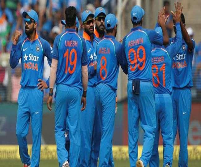 चैंपियंस ट्रॉफी से पहले टीम इंडिया में हुआ बदलाव, धौनी को मिलेगा 'आराम'