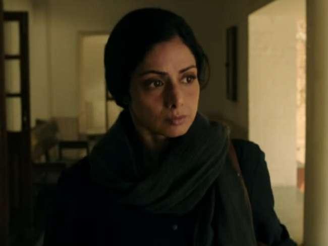 इस फिल्म के लिए श्रीदेवी मेकअप बॉक्स को हाथ भी नहीं लगाएंगी