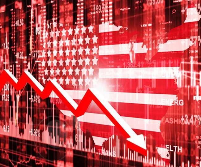 अमेरिका में आर्थिक मंदी के दौर की आहट, अर्थशास्त्रियों की बढ़ी चिंता