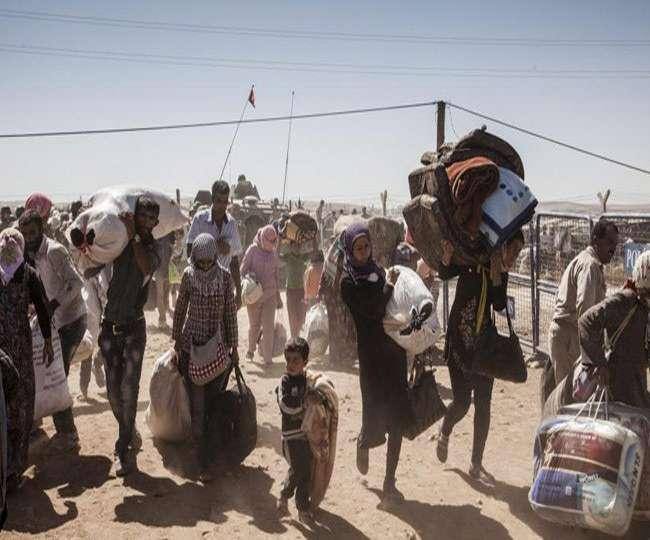 वर्ल्ड रिफ्यूजी डे: विस्थापितों का अांकड़ा 60 मिलियन के पार