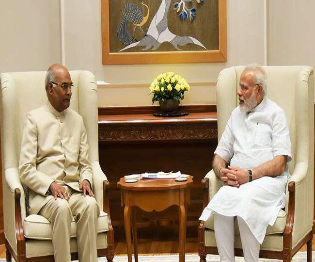 वाह क्या बात हैः प्रधानमंत्री के बाद अब राष्ट्रपति भी उत्तर प्रदेश से