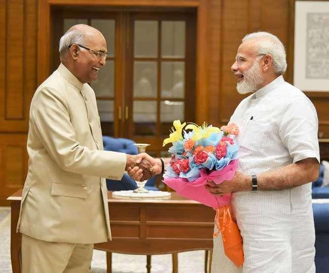 बिहार के राज्यपाल रामनाथ कोविंद होंगे NDA के राष्ट्रपति पद के उम्मीदवार