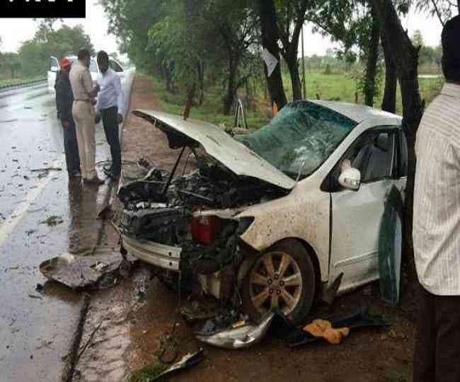 राजस्थान: सड़क दुर्घटना में दूल्हे सहित चार की मौत, पांच घायल