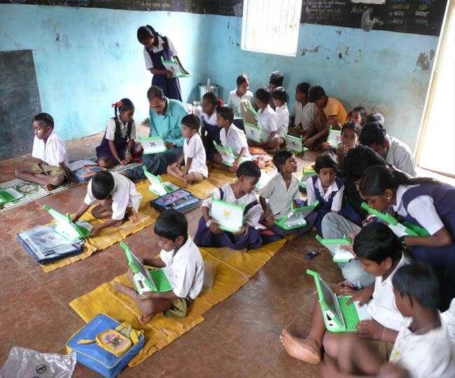 स्कूली शिक्षा को मिली 180 करोड़ की यूरोपीय सहायता