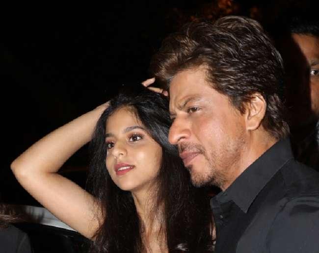 अब शाहरुख़ खान जैसा स्टाडम मिलने लगा है बेटी सुहाना को, देखिए तस्वीरें