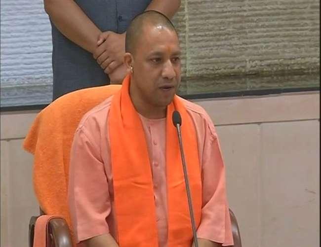 सीएम योगी आदित्यनाथ की रामनाथ कोविंद को राष्ट्रपति बनाने की अपील