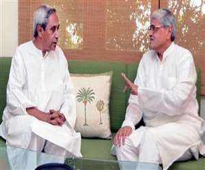 राजनीति पर भारी पड़ी दोस्ती, गोपालकृष्ण गांधी का समर्थन करेंगे नवीन