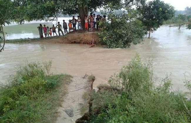 बाढ़ से बिहार में तबाही जारी, अबतक 273 की मौत