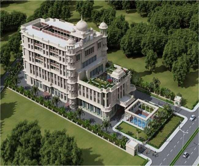 મુખ્યમંત્રી રૂપાણી નવી દિલ્હીમાં ગુજરાત ભવનના નવા મકાનનુ ભૂમિપૂજન કરશે