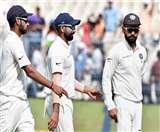 33 वर्षों के बाद टेस्ट मैच की एक पारी में भारतीय तेज गेंदबाजों ने किया ये तूफानी प्रदर्शन