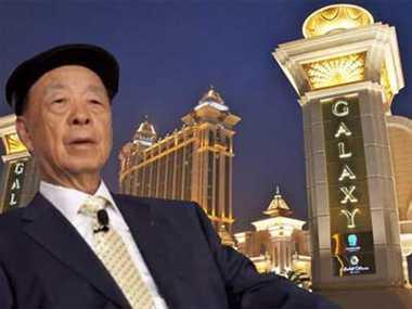 Richest man from gambling