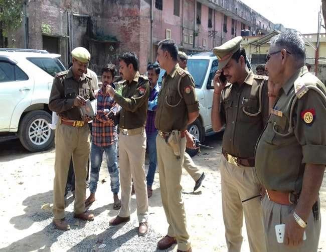 इलाहाबाद में बसपा नेता के हत्यारों की तलाश में पांच टीमें