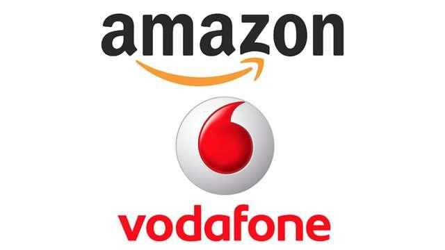 Amazon और Vodafone ने मिलाया हाथ, अब यूजर्स देख पाएंगे अनलिमिटेड मूवी, मिलेगा कैशबैक