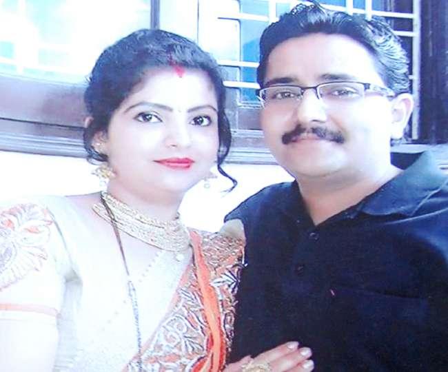 करोड़ों की ठगी में फरार महिला गिरफ्तार, पति अभी है फरार