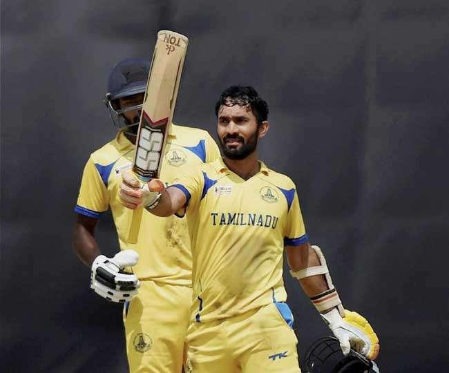 फाइनल में कार्तिक का शानदार शतक, तमिलनाडु ने विजय हजारे ट्रॉफी पर किया कब्जा