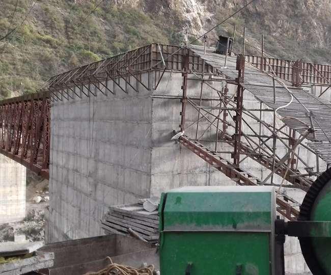 रुद्रप्रयाग में बारह वर्ष बाद भी नहीं बना मोटर पुल