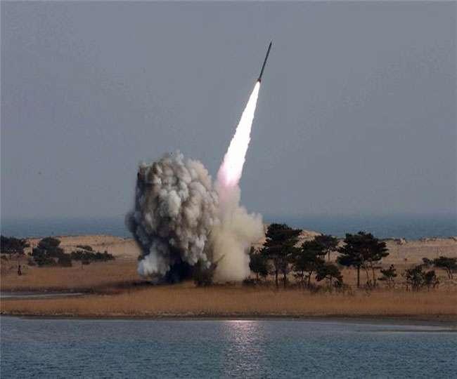 रॉकेट टेस्ट पर दक्षिण कोरिया ने की उत्तर कोरिया की तारीफ