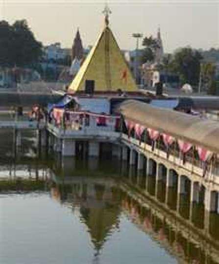 शिव पुराण में भी अंकित है सिद्धपीठ श्री देवी तालाब मंदिर की जानकारी