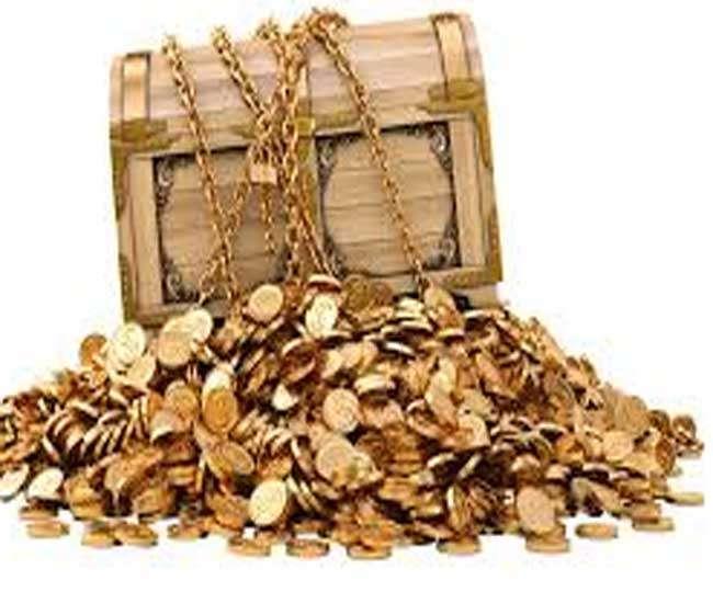 चीन की नदी के तल में मिला खजाना, दस हजार से अधिक सोने और चांदी की वस्तुएं
