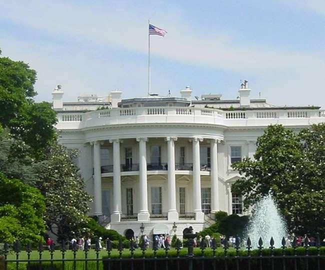 व्हाइट हाउस के नजदीक पहुंच संदिग्ध बोला, 'मेरे पास है बम'
