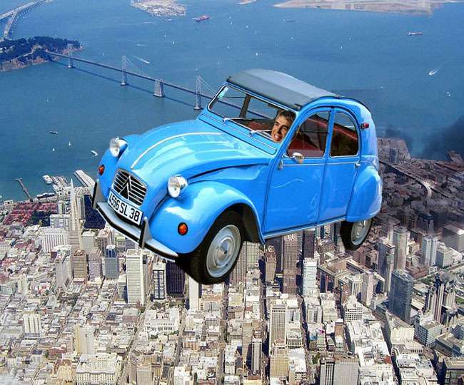 हवा में उड़ती कार के पक्ष में हैं ज्यादातर अमेरिकी लोग: स्टडी