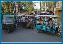 ई-रिक्शा बेलगाम, पूरा शहर परेशान
