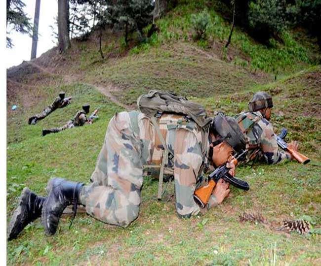 पाकिस्तान ने जम्मू में अंतरराष्ट्रीय सीमा पर फिर की गोलीबारी