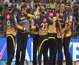 हारने से पहले कोलकाता की टीम ने किया ये 'निराशाजनक' काम, सब हो गए हैरान