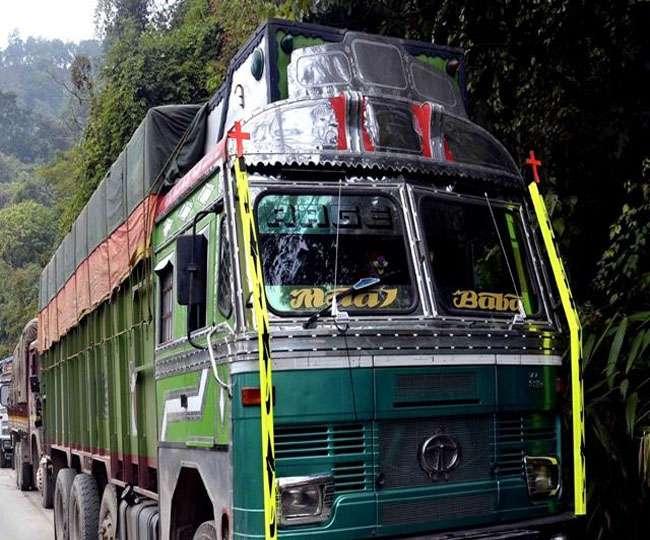 बीफ के शक में भुवनेश्वर में जब्त किया गया ट्रक, दो हादसों को दे चुका था अंजाम