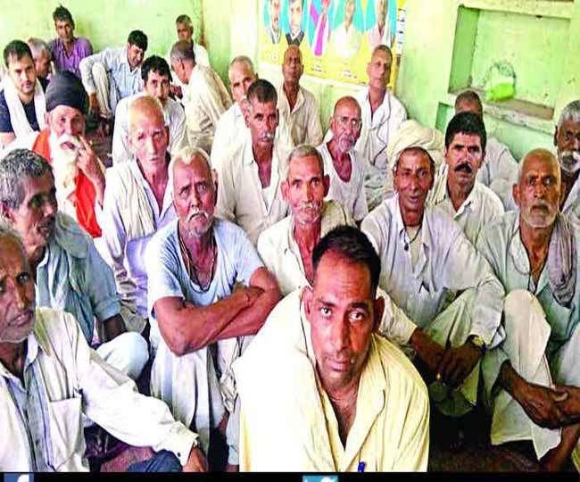 राजस्थान में किसान आंदोलन अब गांवों से ही चलेगा
