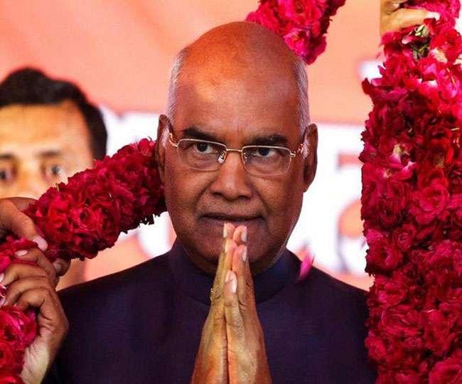 कानपुर देहात से रायसीना हिल तक, जानें- रामनाथ कोविंद का पूरा सफर