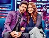 Exclusive: शाहरुख़ का उम्र के इस पड़ाव पर Cheap बनना चैलेंजिंग है - अनुष्का शर्मा